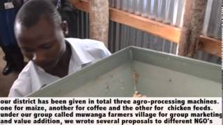 3 Maize Milling Machines for Kiboga