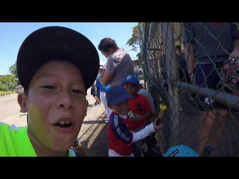 Athletes in Action Baseball International 2017