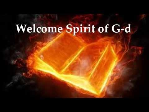 Bo Ruach Elohim (Come Spirit of God) - Lyrics and Translation