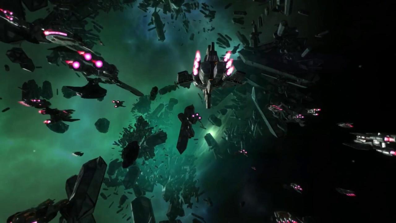 Ancient Frontier: Steel Shadows Teaser Trailer