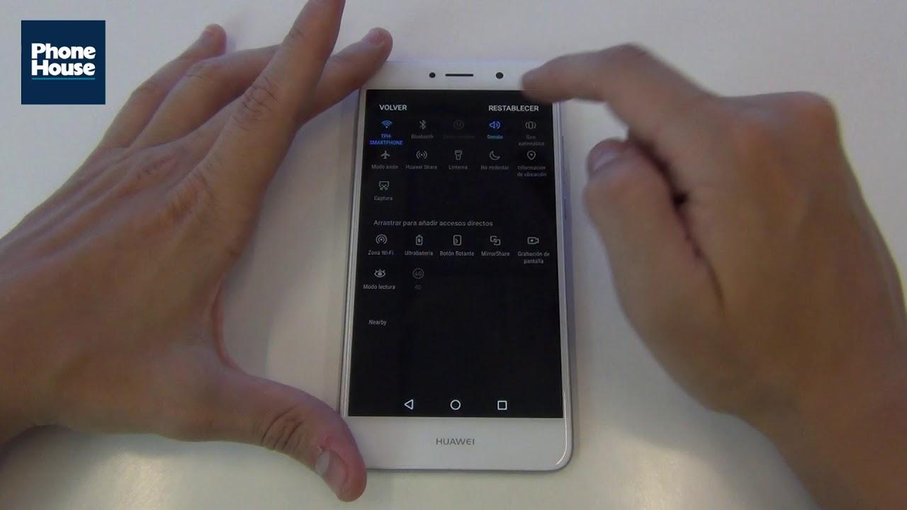 569f946ab70 TIP: Modificar barra de notificaciones en Huawei Y7 - YouTube