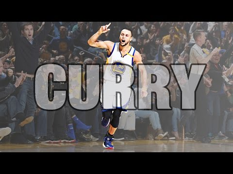 Stephen Curry West All-Star Starter | 2017...