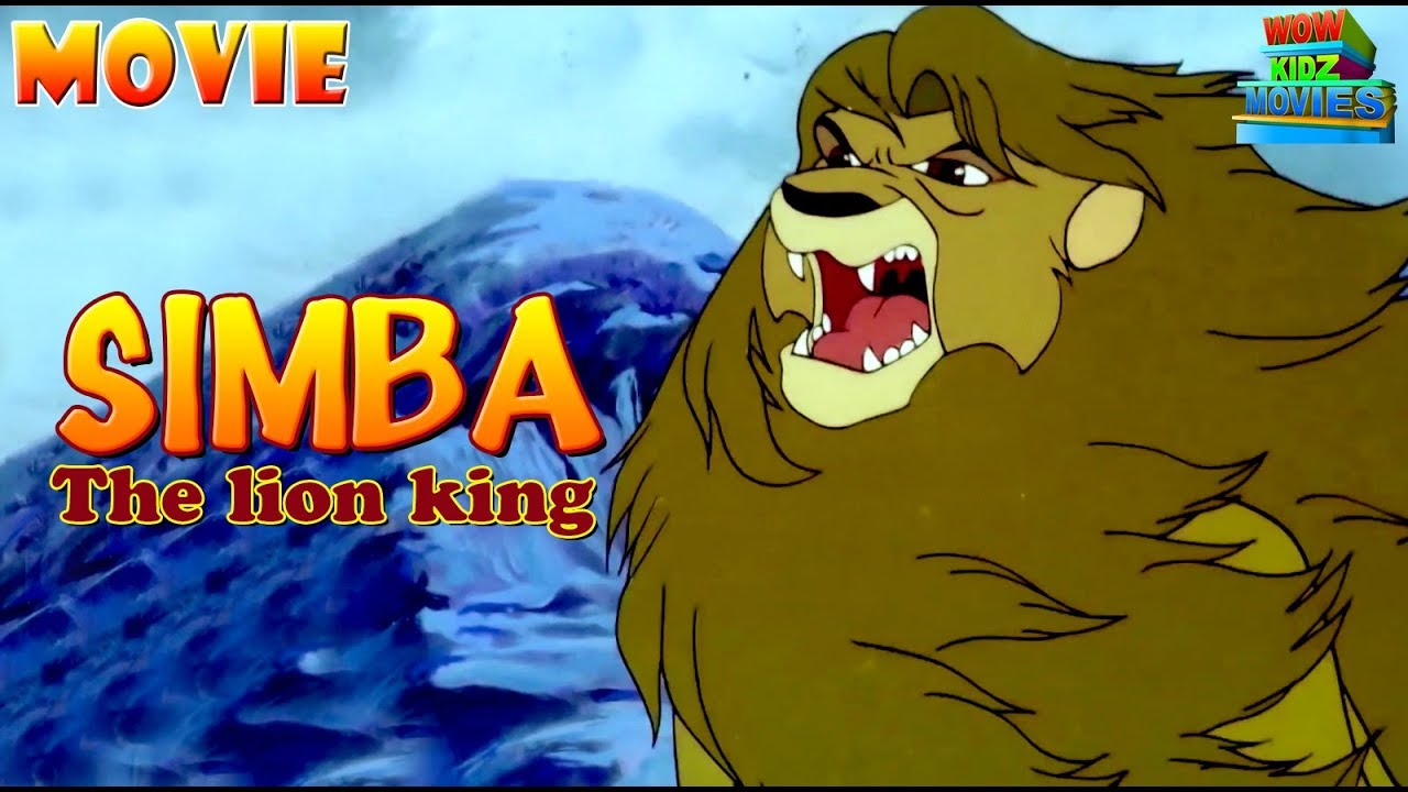 Story | Hindi Kahani | Simba The Lion King | Cartoons | For Kids | Movie | WowKidz Movies