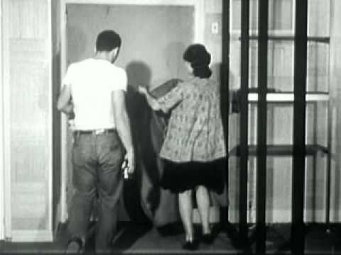 Vintage Short Movie - 1950's Lower East Side NYC