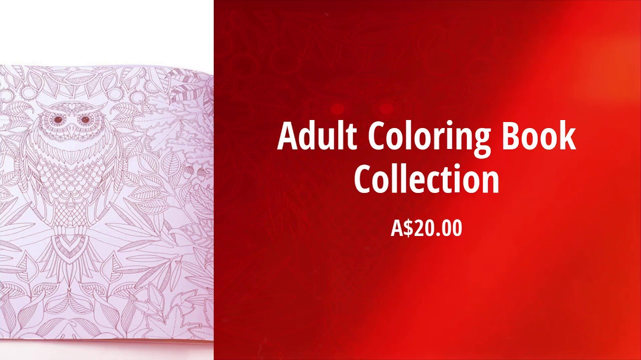 Adult Colouring Books help you relax