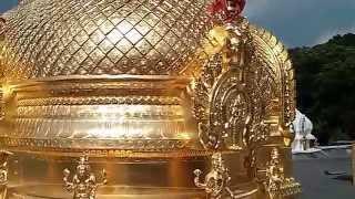 ALIEN GOLDEN VIMANA Ranganatha Swamy Temple