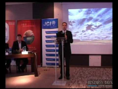 Tugrul Akay - JCI Vicepresident for Europe - on Targu Mures Business Days
