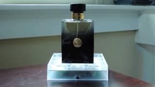 Versace - Pour Homme Oud Noir Fragrance Review