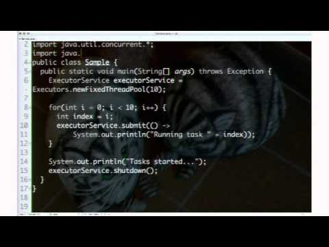 Transforming Code to Java 8