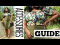 TOP SUMMER 2017 ACCESSORIES  GUIDE I PLUS SIZE FASHION HAUL