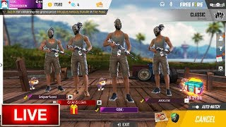 Garena Free Fire Live INDIA  RANKED MATCH SQUAD, NEW EMOTE (HINDI)