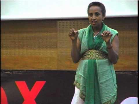 SOCIAL ENTREPRENEUR: MITSLAL KIFLEYESUS-MATSCHIE at TEDxAddis