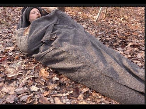 The Wool Blanket Sleeping Bag