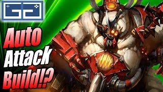HOTS Azmodan Rework Gameplay Guide Part 3 ! New Azmodan Guide of Abilities and Talents!