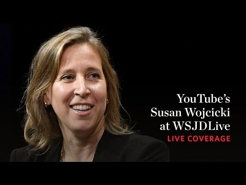 YouTube CEO Susan Wojcicki On Taking on Hollywood