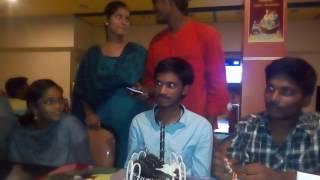 karthik kumar chowdary birthday party