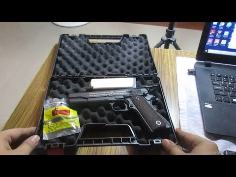 Bell 1911 AirSoft , Bang for the buck   Mind Blowing Piece