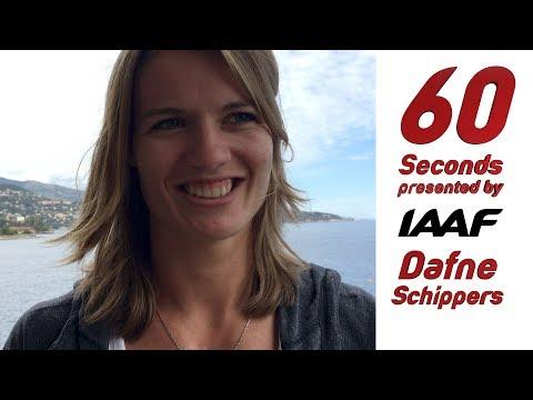 60 Seconds 2018 - Dafne Schippers