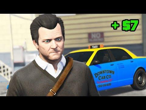 GTA 5 - Working NORMAL Jobs In Los Santos!