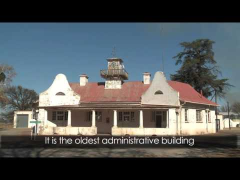 HERITAGE DENIED - NATIONAL MONUMENTS IN RUINS IN POTCH
