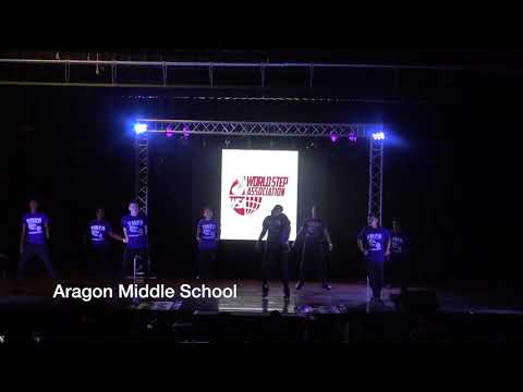 Aragon Middle School at the WSA Jr Stomp Down