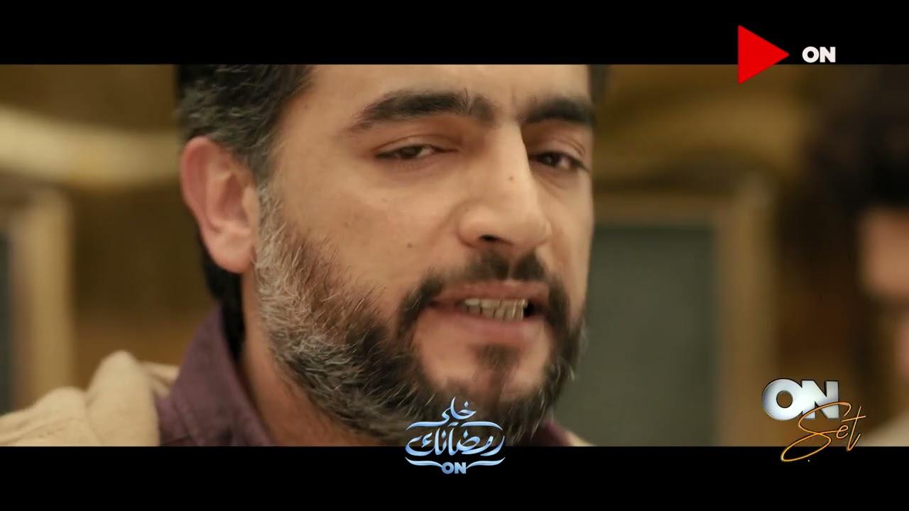 أون سيت - الفنان محمد لطفي يتحدث عن دوره في مسلسل -بين السماء والأرض-