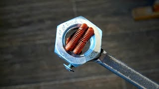 Unique Tool Idea With Hex Nut