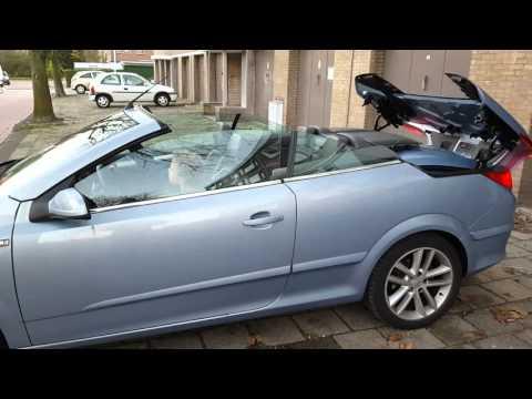 Opel Astra H twintop cabrio