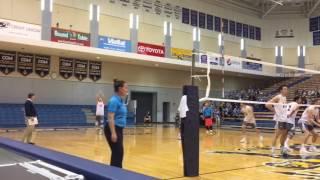 UCLA vs UCSD MVB (2/25/17)