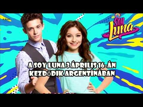 Soy Luna 3:Spoilerek letöltés