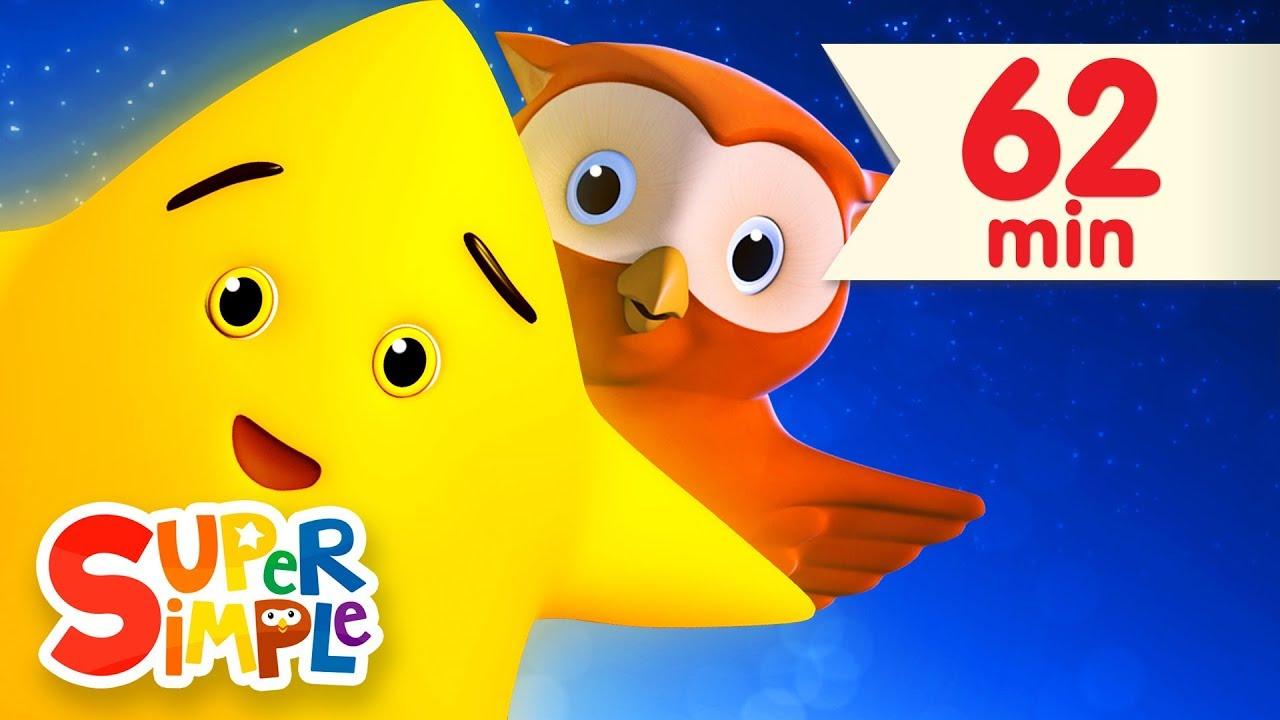 Twinkle Twinkle Little Star & More   Kids Songs   Super Simple Songs