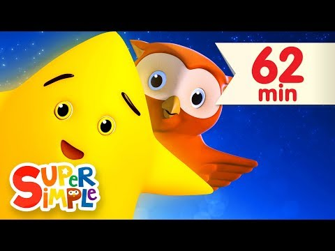 Twinkle Twinkle Little Star + More | Kids Songs | Super Simple Songs