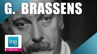"""Georges Brassens """"Chanson pour l"""