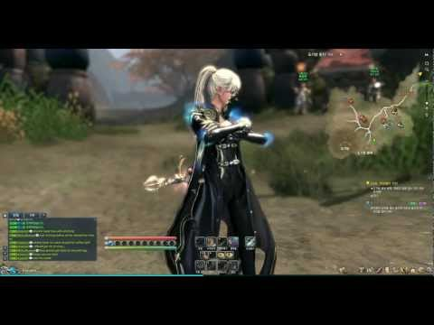 Blade and Soul lv.30 Assassin Gameplay