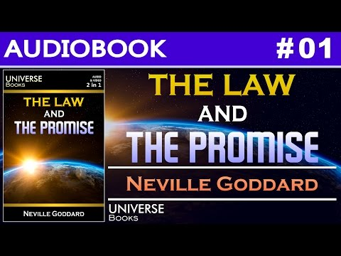 The Law And The Promise - Neville Goddard | Audio Book #01