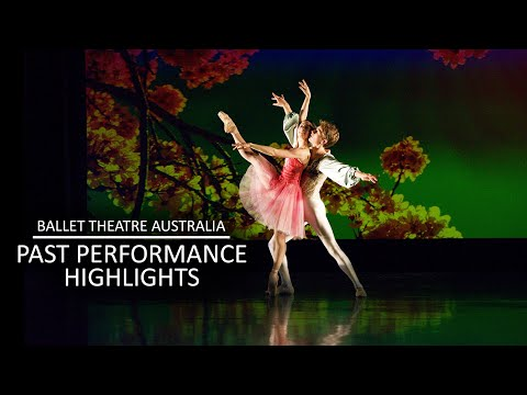 Ballet Theatre Australia | Highlights of Past Performances