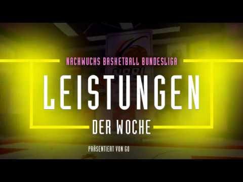 NBBL Leistungen der Woche - Playoffs 3