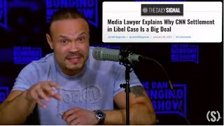 The Dan Bongino Show Cites Daily Signal Article on CNN-Sandmann Lawsuit
