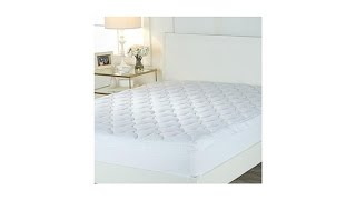 Concierge Collection Deluxe Mattress Pad