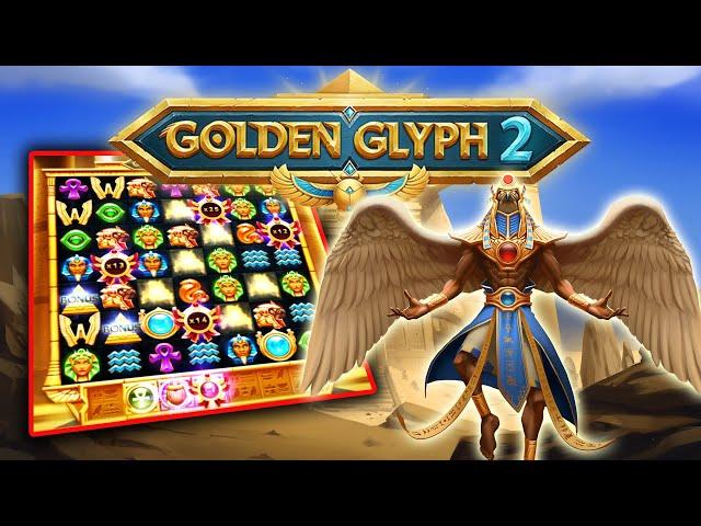 GOLDEN GLYPH 2 🔥 (QUICKSPIN) ONLINE SLOT