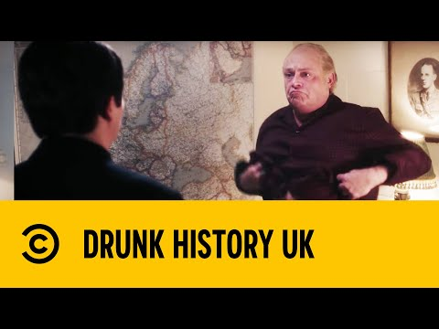 Operation Mincemeat With Jack & Dean - Drunk History   Comedy Central