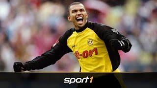 Dortmunds Rekordtransfer: Was macht eigentlich Marcio Amoroso? | SPORT1