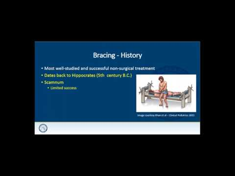 Patient Webinar: Non-Operative Treatment Options of Scoliosis for Teenagers