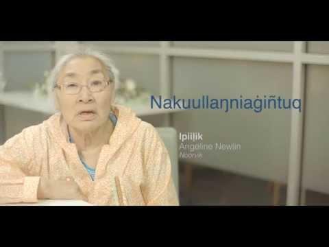 Iñupiaq Word of the Week (IWOW) – Nakuullaŋniaġiñtuq