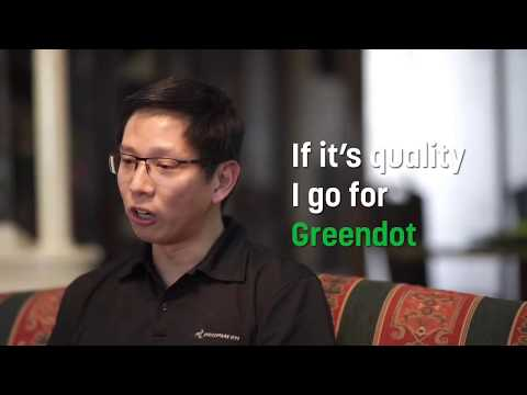 GreenDot Solar Story: Chris Co