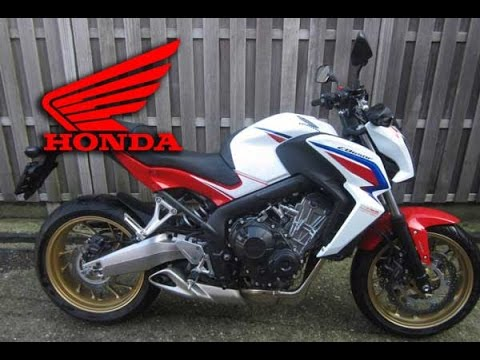 honda cb 650 f first impression review youtube. Black Bedroom Furniture Sets. Home Design Ideas