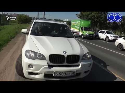 Moskvanın xuliqan sürücüləri - [3 deqiqe 33 saniye]