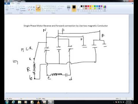 single phase forward reverse diagram list of schematic circuit diagram Elementary Wiring Diagram Single Phase Reversible Motor