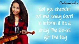 China Anne McClain - Exceptional (Full Song) Lyrics Video HD
