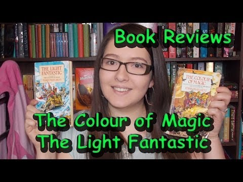 The Colour Of Magic & The Light Fantastic (book Reviews)